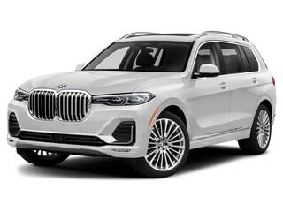 New 2019 BMW X7 xDrive50i SUV 591060 in Charlotte