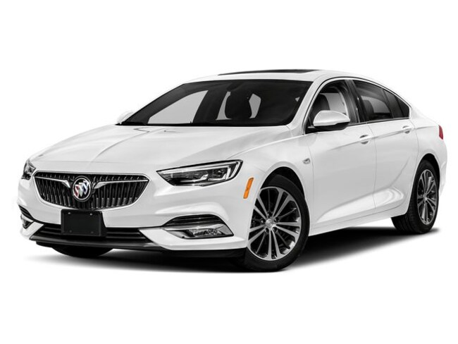 2019 Buick Regal Sportback Preferred II Hatchback
