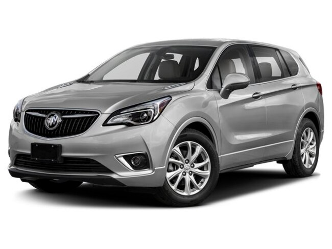 New 2019 Buick Envision Essence SUV in Cathedral City