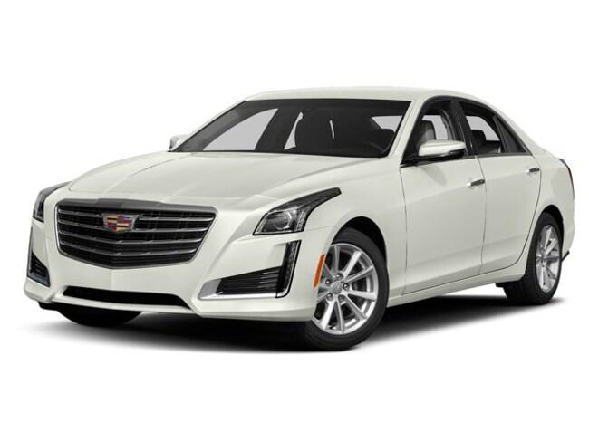 2019 CADILLAC CTS 3.6L Luxury Sedan