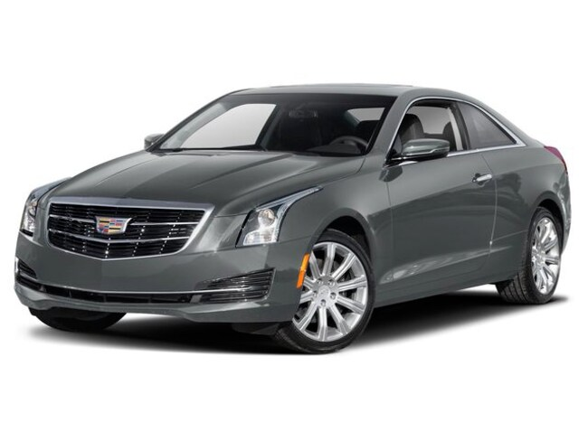 2019 CADILLAC ATS 2.0L Turbo Luxury Coupe