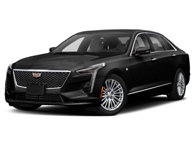 2019 CADILLAC CT6 3.6L Sedan