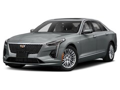 2019 CADILLAC CT6 3.6L Premium Luxury Sedan