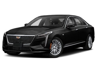 2019 CADILLAC CT6 3.0L Twin Turbo Platinum Sedan