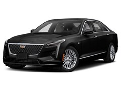 New 2019 CADILLAC CT6 3.0L Twin Turbo Sport Sedan in Sioux Falls
