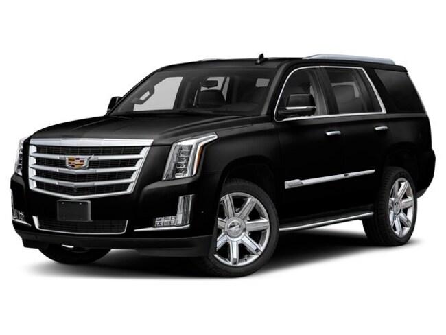 Used 2019 CADILLAC Escalade Luxury SUV for sale near Playa Vista