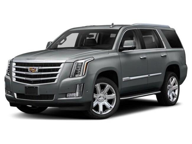 2019 CADILLAC Escalade Luxury ESCALADE 4WD LUXURY