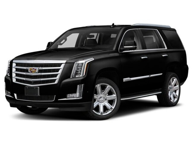 New 2019 CADILLAC Escalade Luxury SUV For Sale/Lease Fort Collins, CO