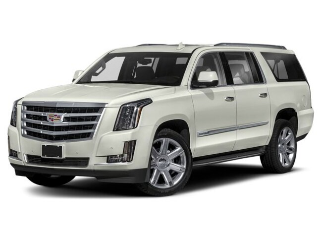 New 2019 Cadillac Escalade Esv For Sale Crystal White Tricoat 2019