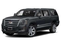 New 2019 CADILLAC Escalade ESV Luxury SUV 13857 near Escanaba, MI
