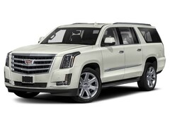 New 2019 CADILLAC Escalade ESV Premium Luxury SUV for Sale in Charles City, IA