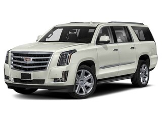 New 2019 CADILLAC Escalade ESV Premium Luxury SUV