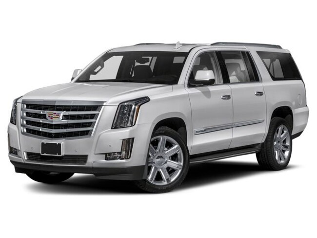 New 2019 Cadillac Escalade Esv For Sale Radiant Silver Metallic