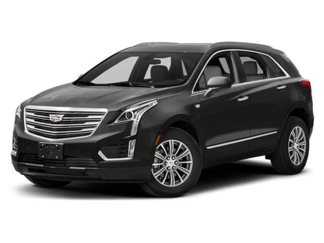 2019 CADILLAC XT5 Luxury FWD XT5 LUXURY FWD