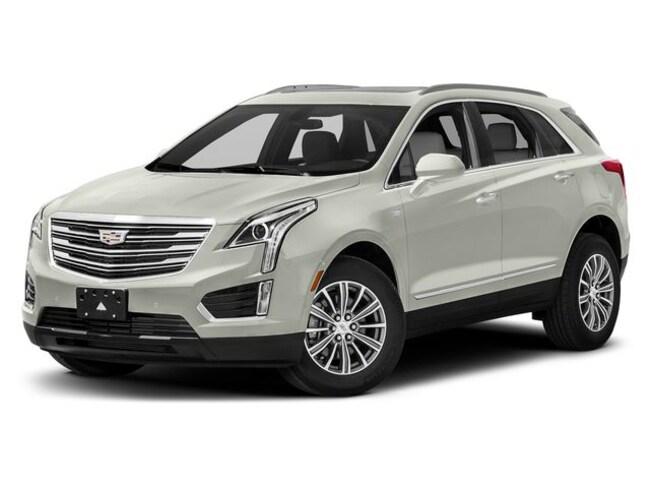 2019 CADILLAC XT5 Premium Luxury SUV All-wheel Drive
