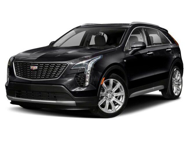 2019 CADILLAC XT4 Luxury SUV