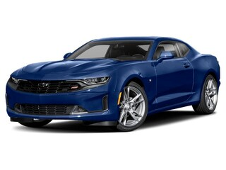 New 2019 Chevrolet Camaro 2LT Coupe 1G1FD1RS7K0117868 73263 in Osseo