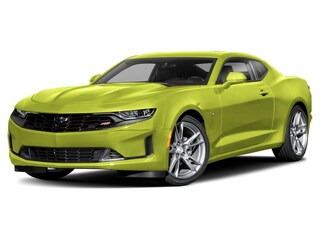 New 2019 Chevrolet Camaro SS Coupe