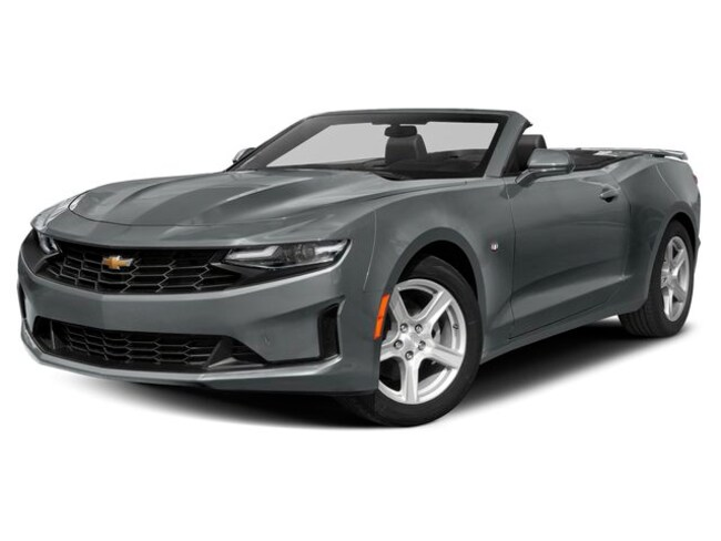 New 2019 Chevrolet Camaro Convertible for sale in Clifton