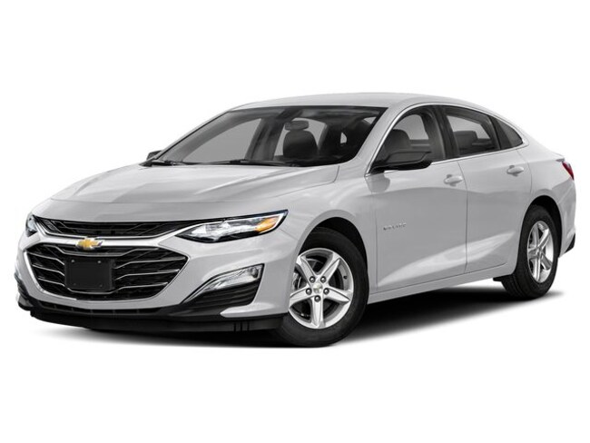 Used 2019 Chevrolet Malibu LS w/1LS Sedan for sale near Playa Vista