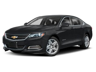 2019 Chevrolet Impala LT Car