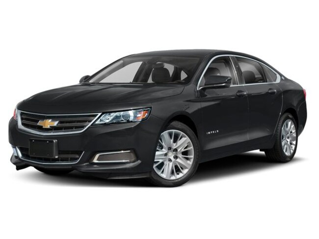 New 2019 Chevrolet Impala LT w/1LT near Baltimore
