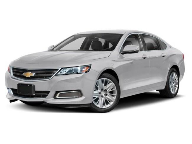New 2019 Chevrolet Impala LT w/1LT Sedan for sale near Jasper, IN
