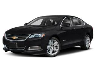 New 2019 Chevrolet Impala LT w/1LT Sedan Harlingen, TX