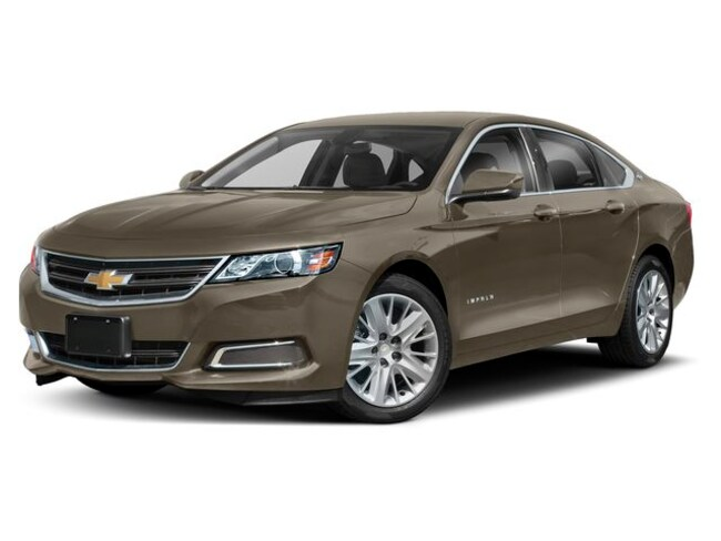 New 2019 Chevrolet Impala LT w/1LT Sedan St. Joseph, Missouri