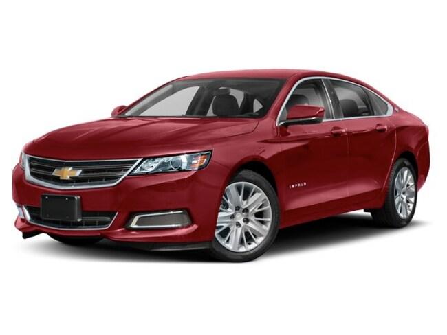 New 2019 Chevrolet Impala LT w/1LT Sedan St. Joseph, Missouri