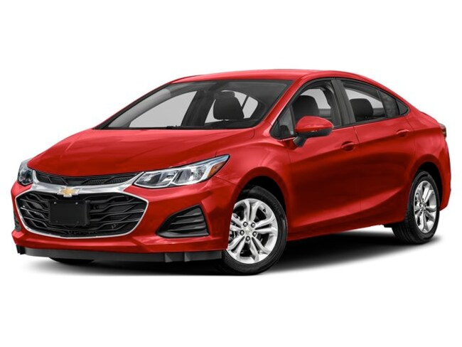 New 2019 Chevrolet Cruze LS near Baltimore