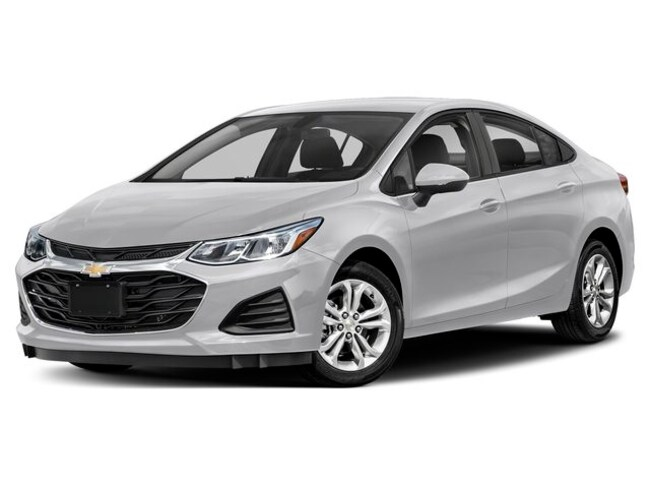 New 2019 Chevrolet Cruze LS Sedan in Vienna,VA