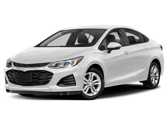 New 2019 Chevrolet Cruze LS Sedan San Benito