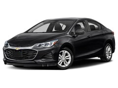 Used 2019 Chevrolet Cruze LS Sedan for Sale in Honolulu at Servco Toyota