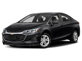 New 2019 Chevrolet Cruze LS Sedan Harlingen, TX