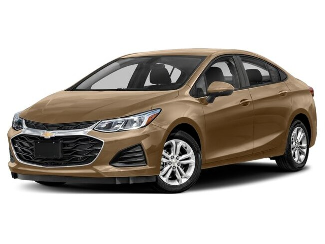 New 2019 Chevrolet Cruze LS Sedan for sale near Houston in Baytown