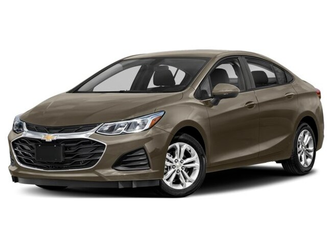 New 2019 Chevrolet Cruze LT Sedan St. Joseph, Missouri