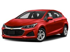 New 2019 Chevrolet Cruze LT Hatchback 3G1BE6SM8KS563458 for Sale in North Tazewell, VA