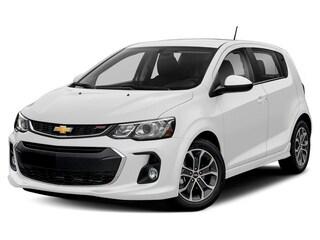 2019 Chevrolet Sonic LT Auto w/1FL Hatchback