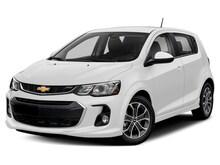 2019 Chevrolet Sonic LT Auto w/1SD Hatchback