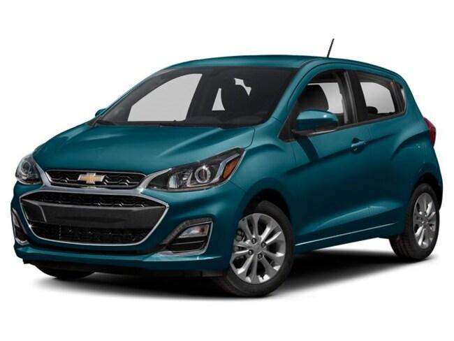 New 2019 Chevrolet Spark LT w/1LT CVT near Baltimore
