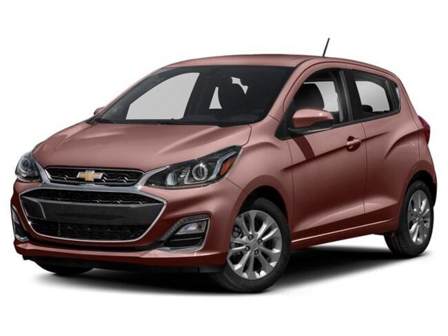 2019 Chevrolet Spark ACTIV CVT Hatchback