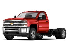 New 2019 Chevrolet Silverado 3500HD Chassis WT Truck Regular Cab in Colonie, NY