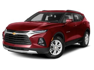 New 2019 Chevrolet Blazer Base w/1LT SUV Harlingen, TX