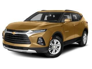 New 2019 Chevrolet Blazer Base w/2LT SUV 3GNKBCRS0KS674922 in San Benito, TX