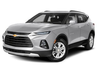 New 2019 Chevrolet Blazer Base w/2LT SUV Harlingen, TX