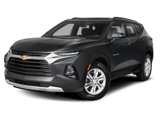 New 2019 Chevrolet Blazer Base w/3LT SUV C6160 for sale near Jasper, IN