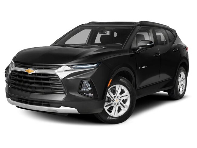 New 2019 Chevrolet Blazer For Sale Mchenry Il Also Serving
