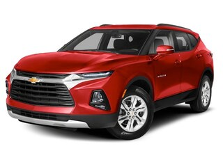 New 2019 Chevrolet Blazer Base w/2LT SUV C5899 for sale near Jasper, IN