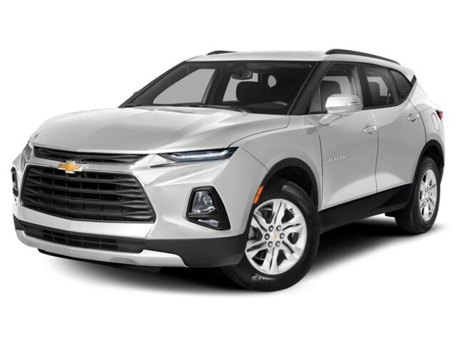 New 2019 Chevrolet Blazer For Sale In The Buffalo Ny Area West
